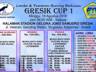 Gresik Cup 1
