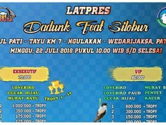 Latpres Dadunk feat Silobur Pati
