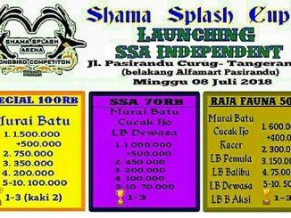 Shama Splash Cup 1