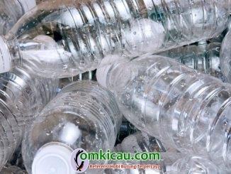 Tips membuat tempat saran dari botol plastik bekas
