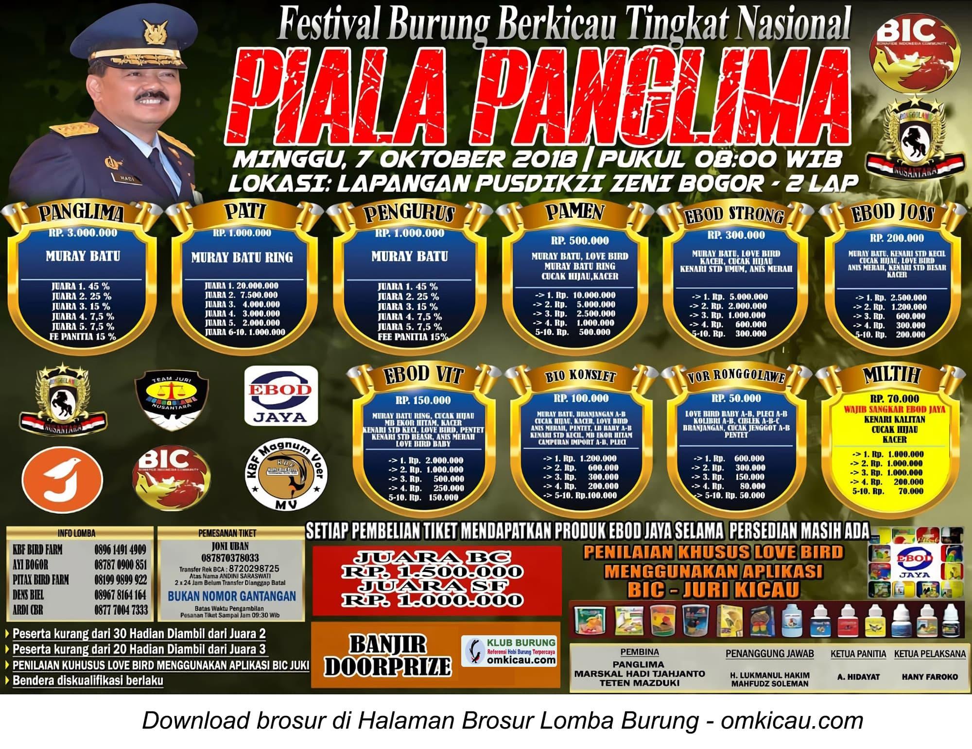 Piala Panglima