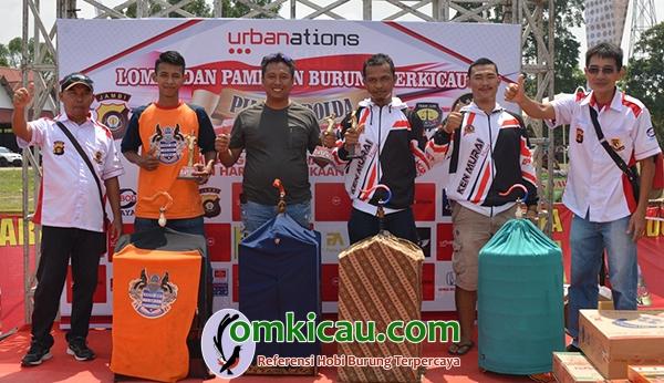 Piala Kapolda Jambi