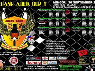 Abang Adek Cup 1