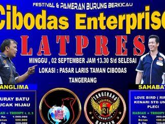 Latpres Cibodas Enterprise