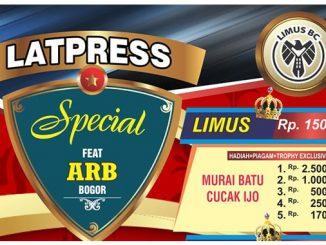 Latpres Special Limus BC feat ARB