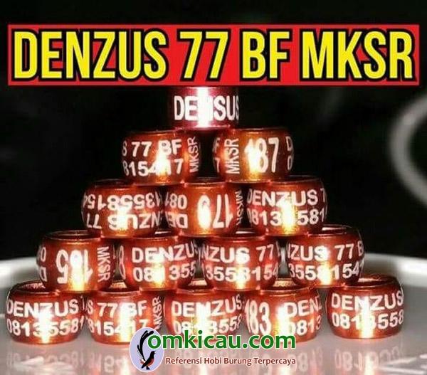 ring Denzus 77 BF Makassar