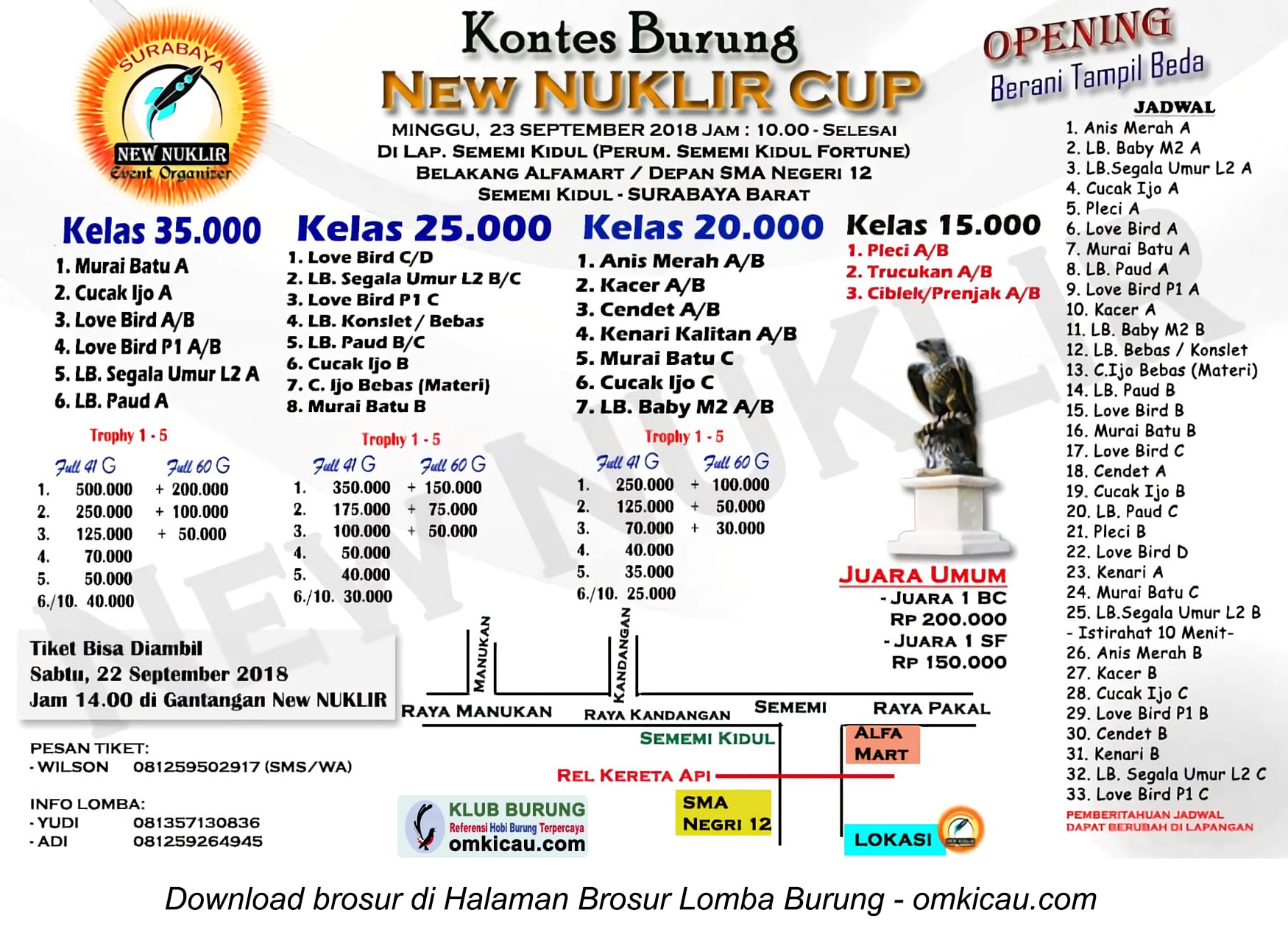 New Nuklir Cup
