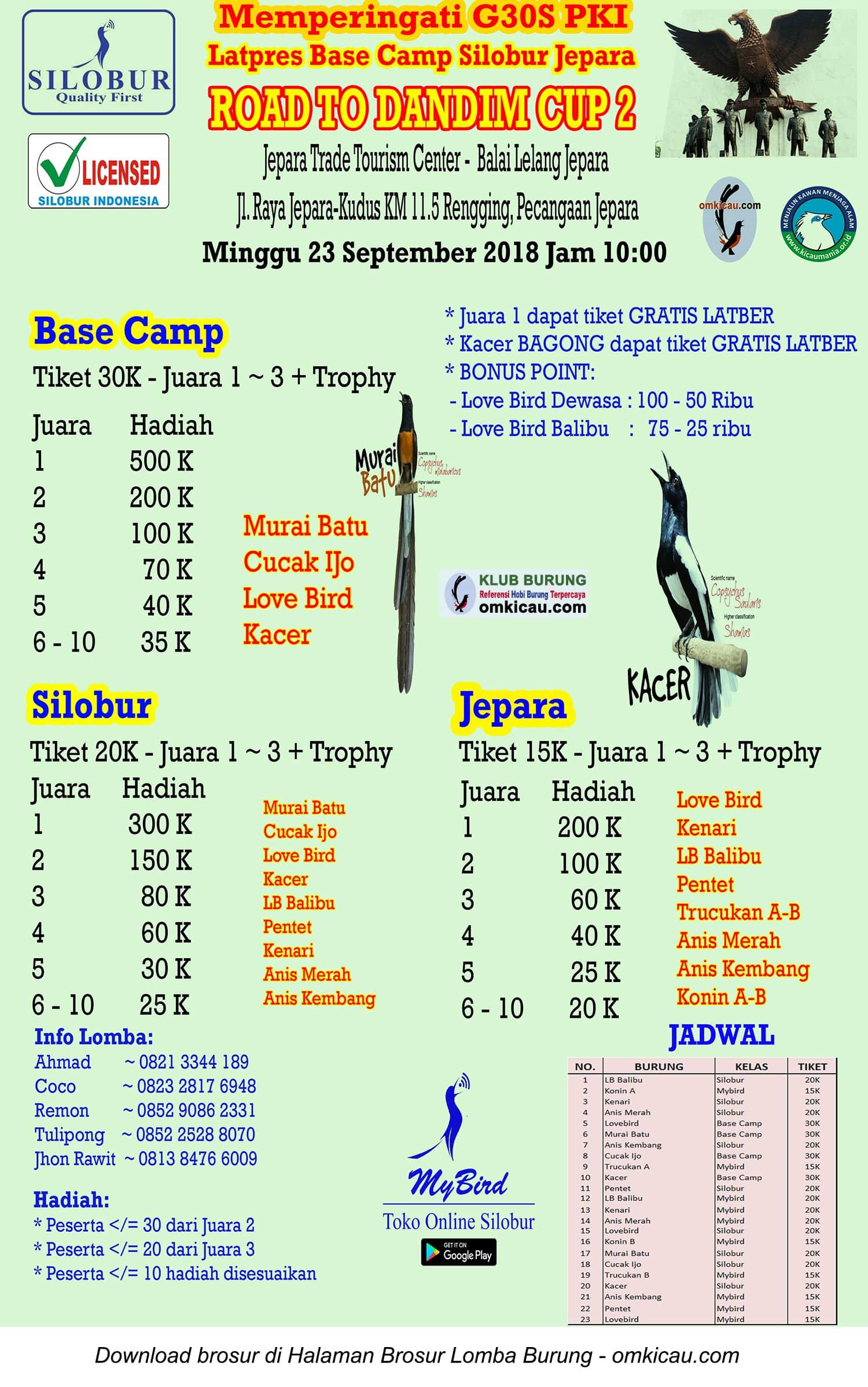 Road to Dandim Cup 2
