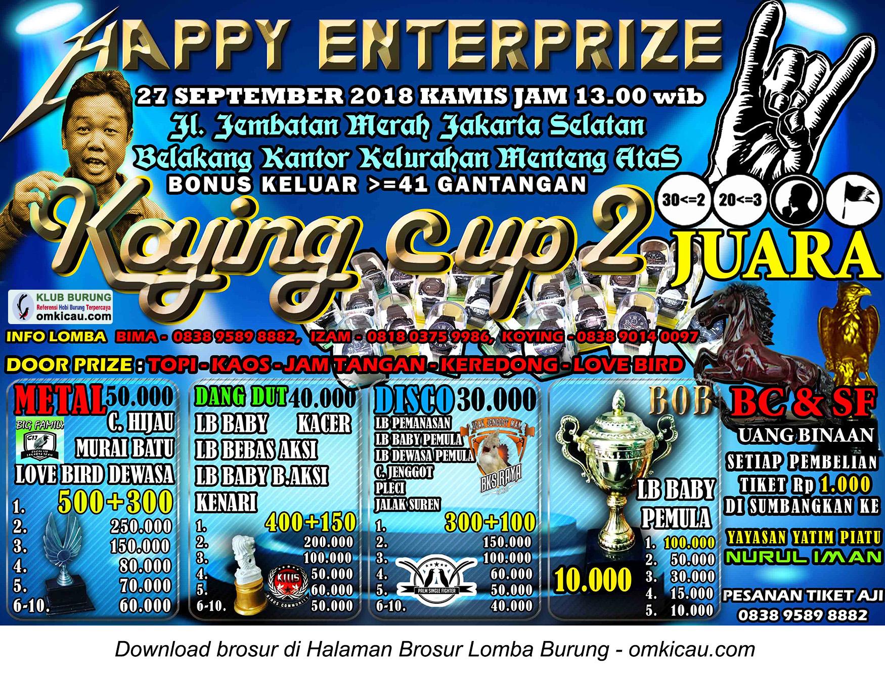 Koying Cup 2
