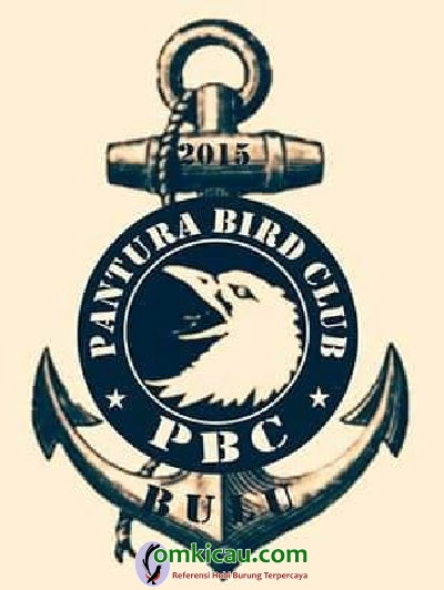 Logo Pantura Bird Club (PBC) Tuban