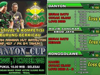 Danyon Cup Tegal