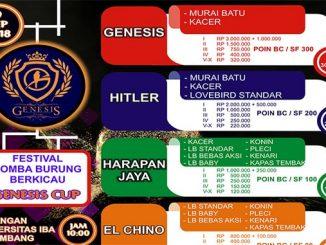 Genesis Cup