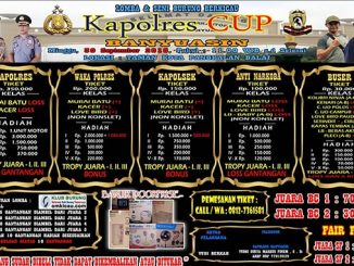 Kapolres Cup Banyuasin