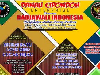 Danau Cipondoh Enterprise