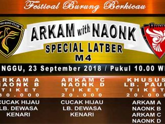 Latber M4 Arkam with Naonk