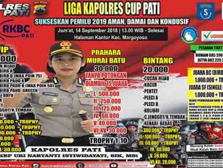 Liga Kapolres Cup Pati