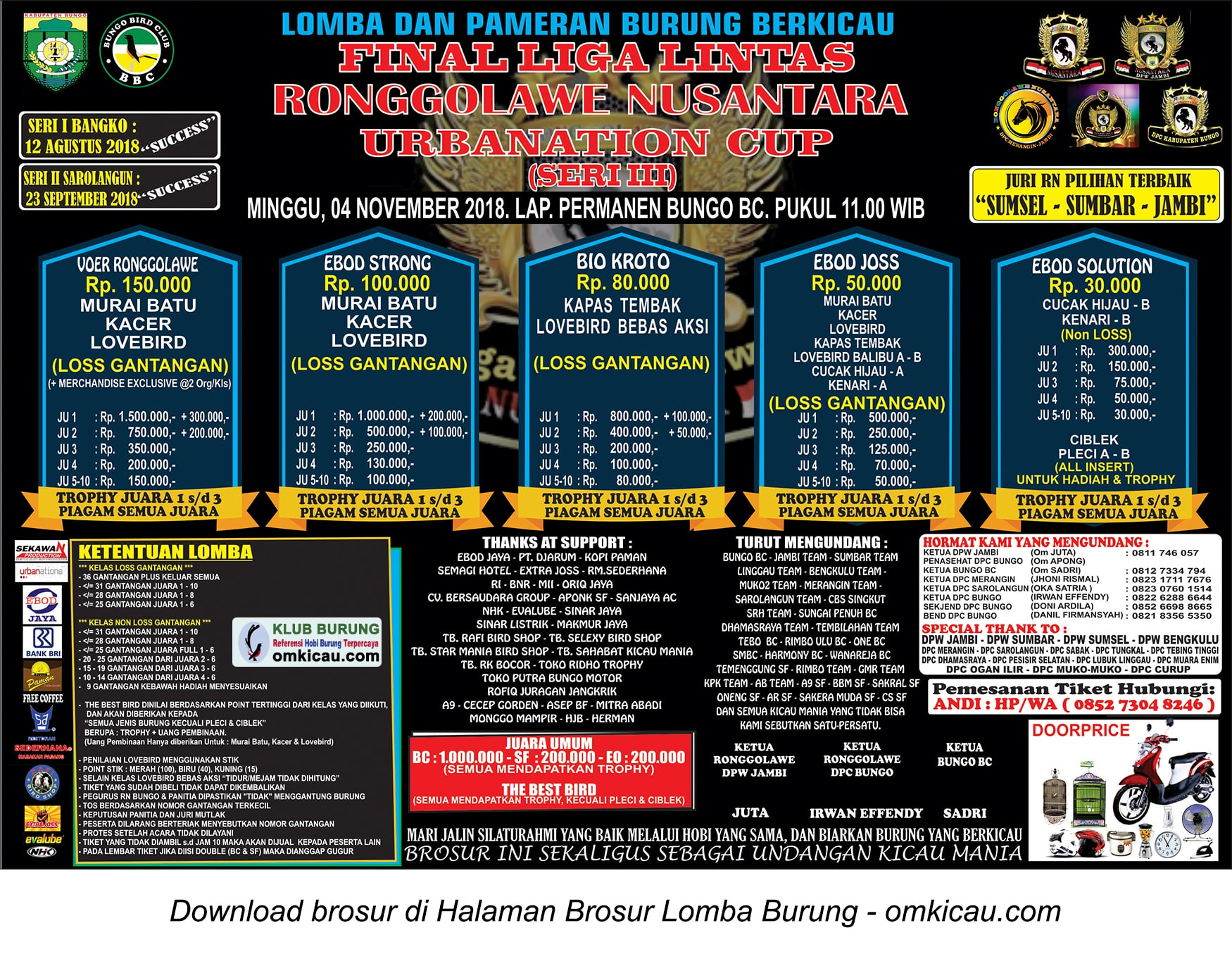 Final Liga Lintas Sumatera