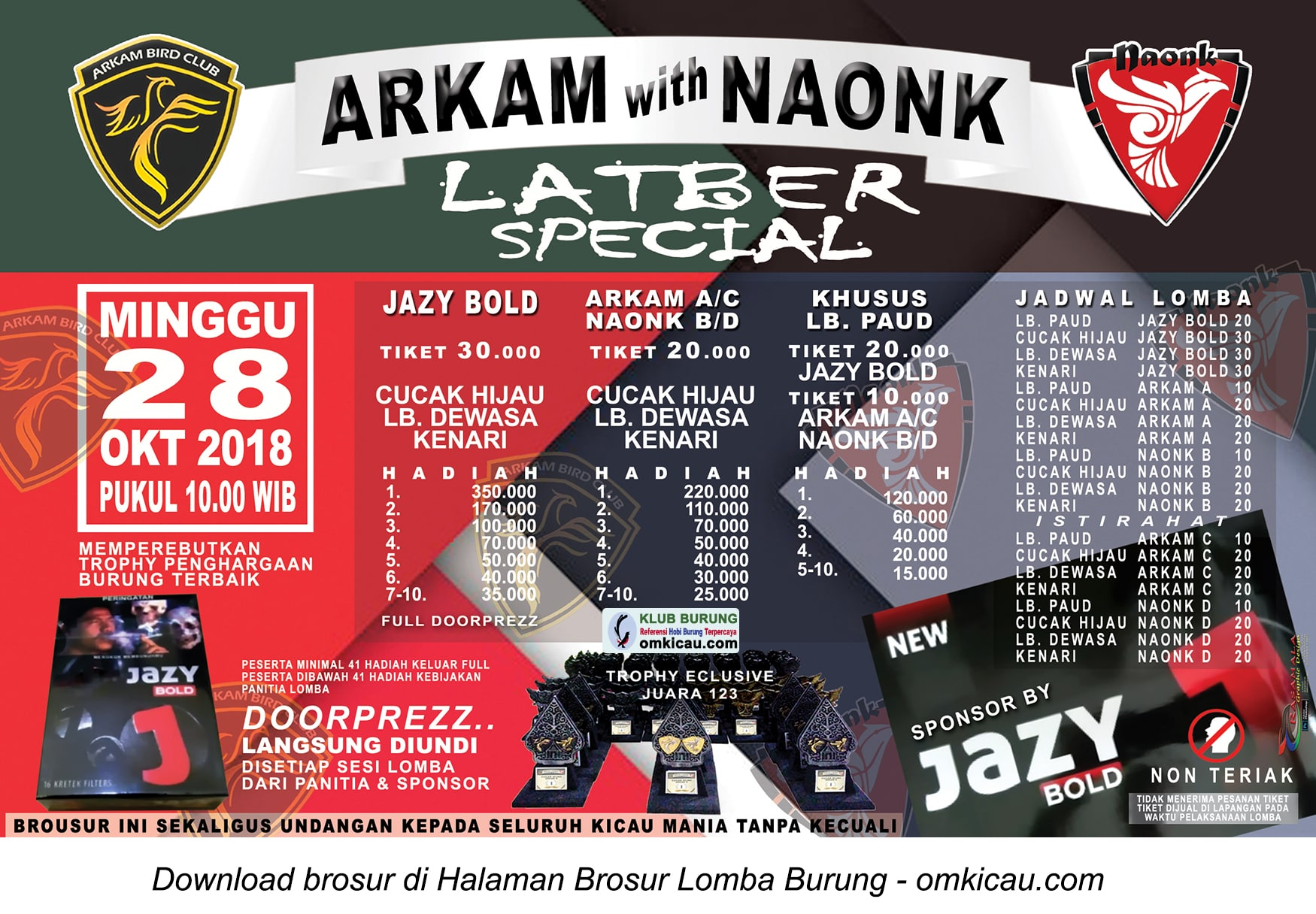 Latber Special Arkam with Naonk