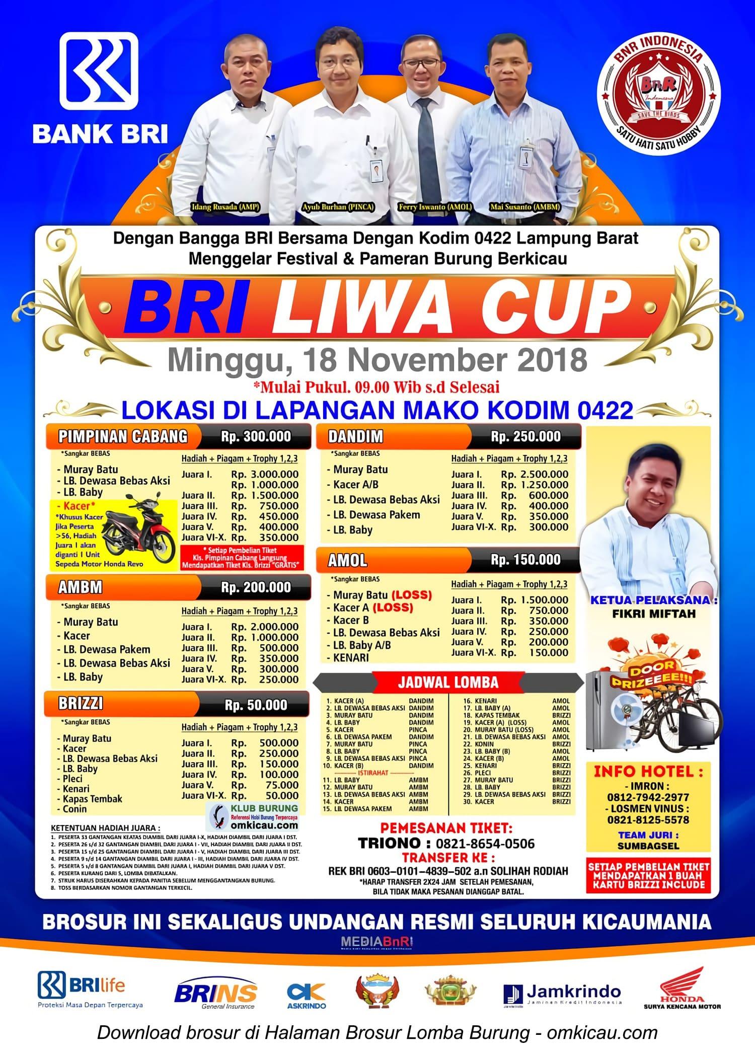 BRI Liwa Cup