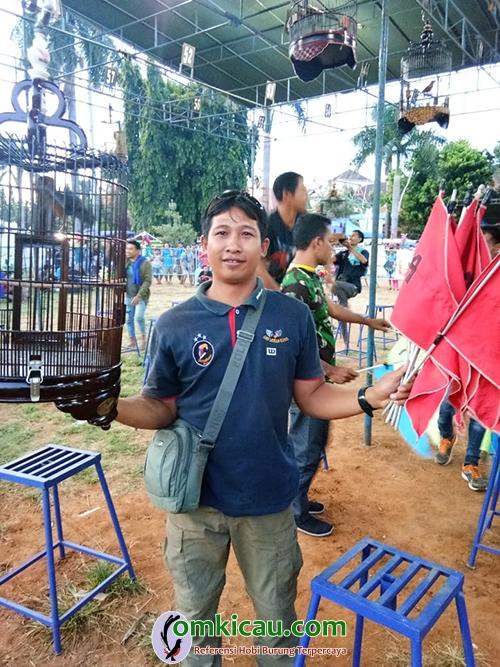 Anis merah Lesmono Wuyung