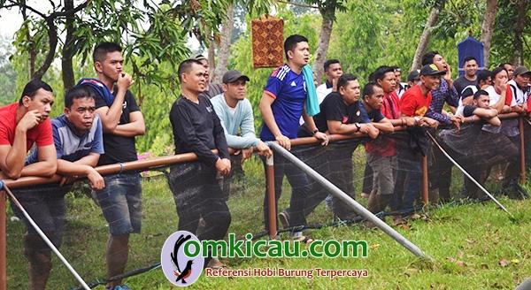 Launching Radja Garuda Nusantara Sumsel