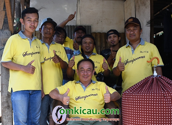 Mr Fuk Surabaya