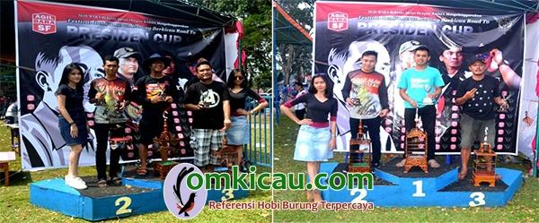 Road to Presiden Cup V Pagar Alam