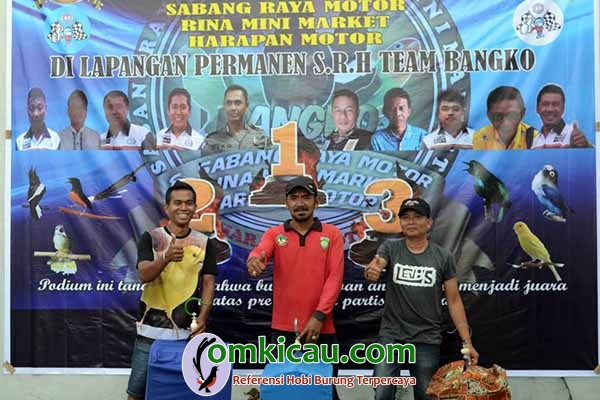 Launching Lapangan SRH Team Bangko