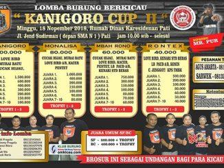 Kanigoro Cup II