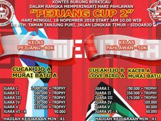 Pejuang Cup 2