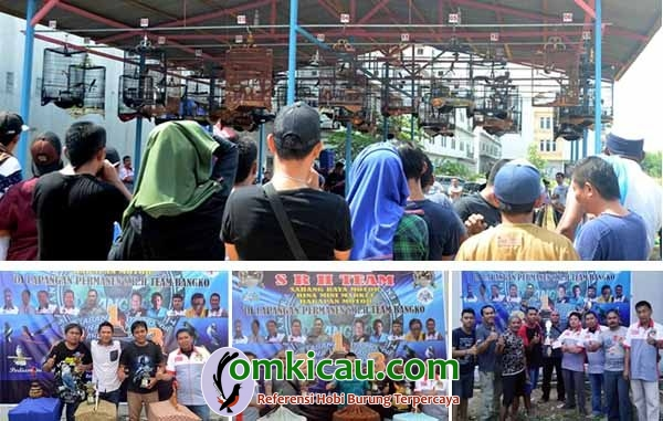 Launching Lapangan SRH Team Bangko