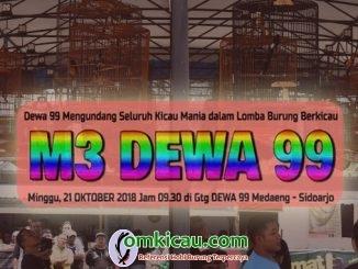 M3 Dewa 99