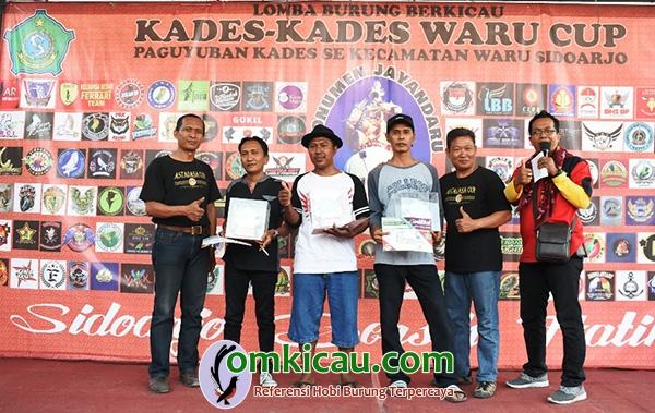 Kades-Kades Waru Cup