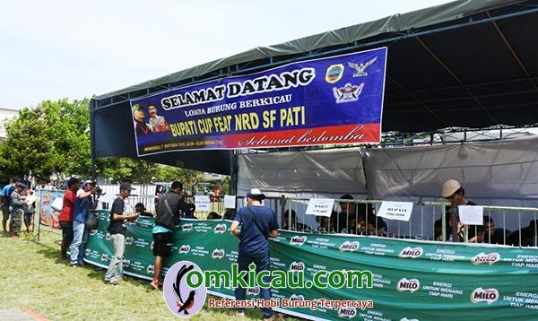 Bupati Cup feat NRD SF