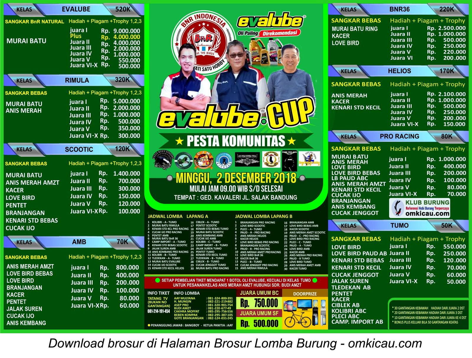 Evalube Cup
