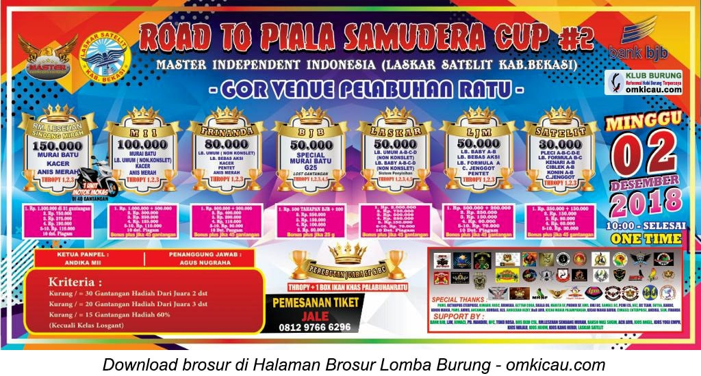 Road to Piala Samudera Cup #2