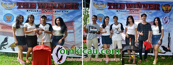 Piala Ampera Palembang