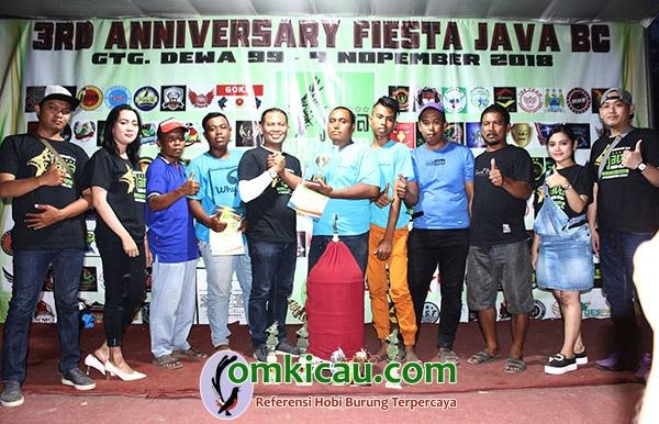 3rd Anniversary Fiesta BC