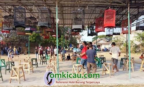Suasana Latber Pantura BC Bulu Tuban