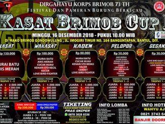 Kasat Brimob Cup I