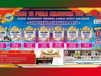 Road to Piala Samudera Cup