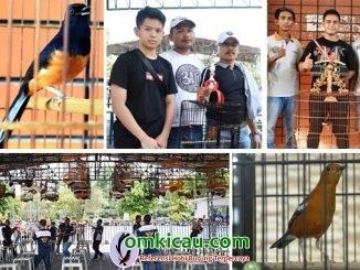 kelas kicauan Piala Jawa Timur