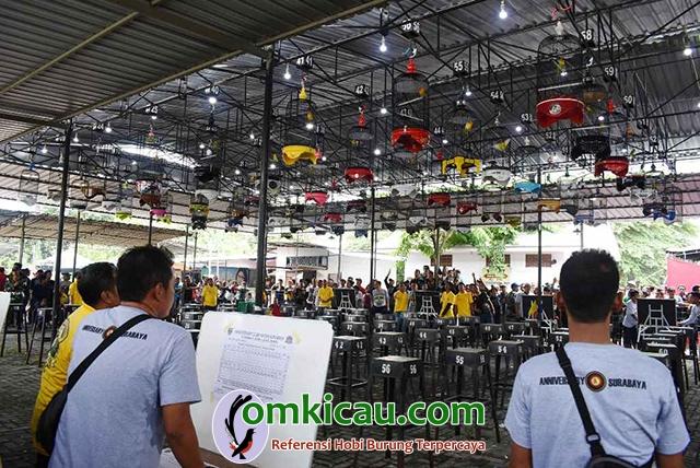 Anniversary CLBK Rayon Surabaya