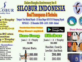 Anniversary Ke-5 Silobur Indonesia