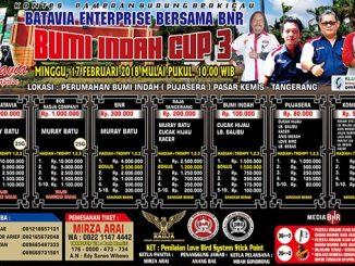 Bumi Indah Cup 3