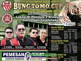 Bung Tomo Cup 1