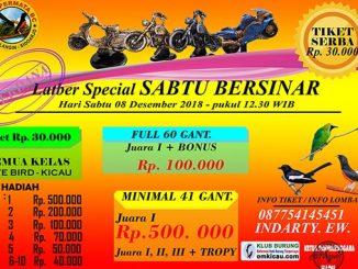 Latber Special Sabtu Bersinar