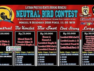 Latpres Neutral Bird Contest
