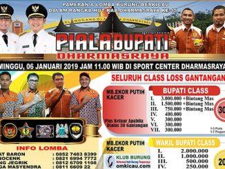 Piala Bupati Dharmasraya