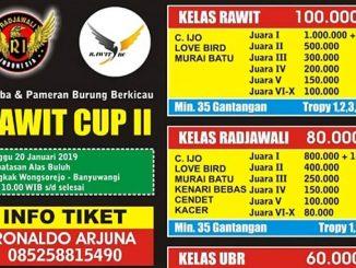 Rawit Cup II
